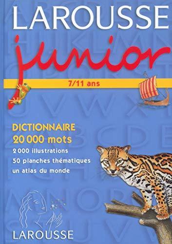 9782035320933: Dictionnaire Larousse junior (7-11 ans) : 20 000 mots
