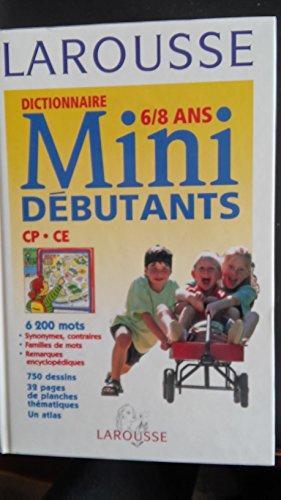 9782035321688: Dictionnaire mini débutants