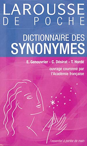 9782035321794: Dictionnaire des Synonymes (French Edition)