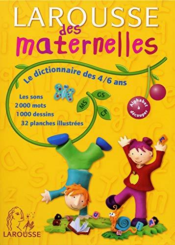 9782035322593: Larousse des maternelles (French Edition)