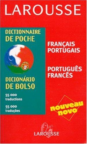 9782035400451: Dictionnaire de poche : Portugais/français, français/portugais