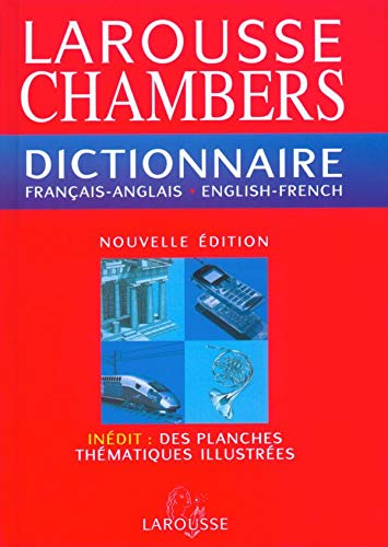 Larousse French English English French Dictionary: Chabrier, Marc (managing
