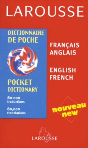 9782035400604: Dictionnaire de poche : Anglais/français, français/anglais