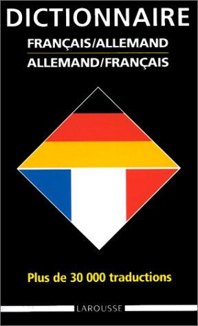 9782035401571: Poche Français - Allemand / Allemand - Français
