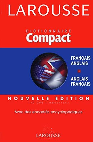 9782035401601: Larousse Compact : Fran�ais-Anglais / Anglais-Fran�ais
