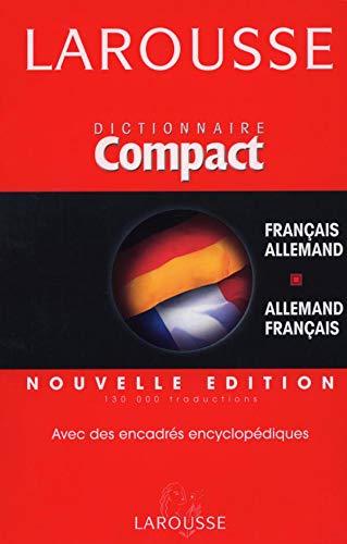 9782035402080: Larousse Compact : Français-Allemand / Allemand-Français