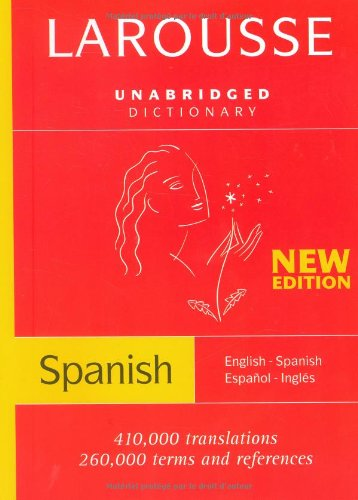9782035402219: Larousse Diccionario/Dictionary: English-Spanish/Espanol-Ingles