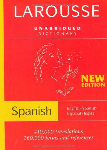 9782035402219: Larousse Dictionary English-Spanish/ Espanol-Ingles (Larousse Diccionario/Dictionary (English-Spanish/Espanol-Ingles)) (Spanish and English Edition)