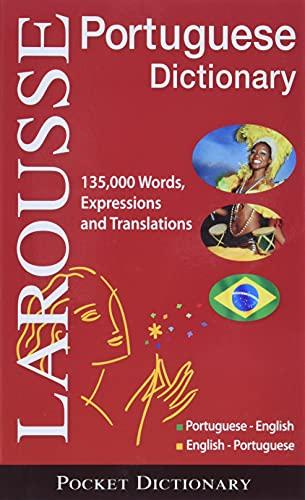 9782035410085: Larousse Pocket Dictionary: Portuguese-English / English-Portuguese
