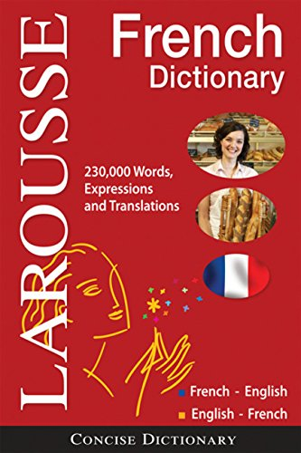 9782035410122: Larousse Concise French-English/English-French Dictionary (English and French Edition)