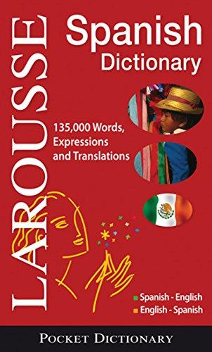 9782035410221: Larousse Pocket Dictionary : Spanish-English / English-Spanish