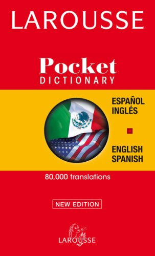9782035420848: Larousse Pocket Spanish-English/English-Spanish Dictionary