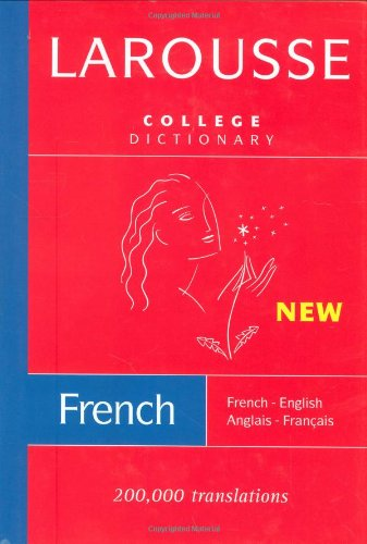 9782035421401: Larousse College Dictionary: French-English/English-French (French Edition)
