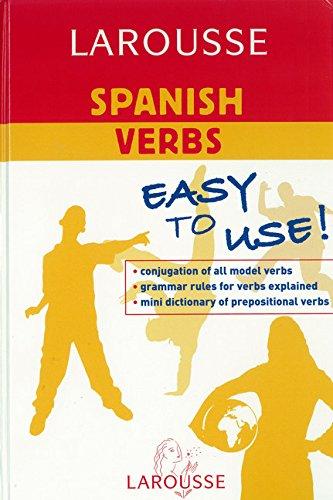 9782035421425: Larousse Spanish Verbs