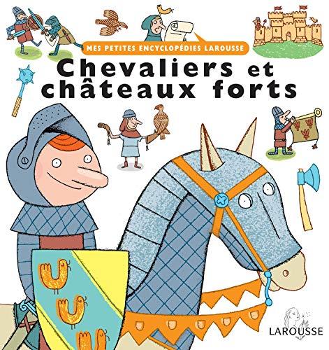 9782035530387: Chevaliers et châteaux forts