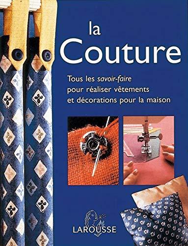 9782035602602: La couture