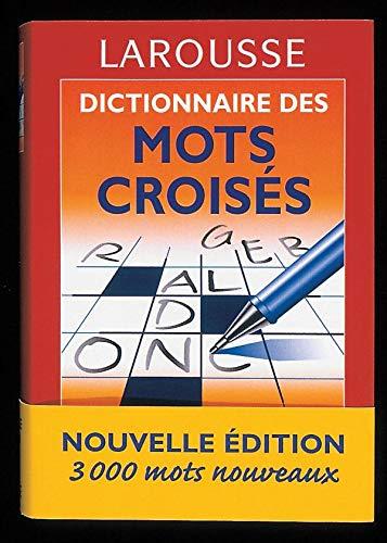 9782035603272: Dictionnaire des mots croisés 2003