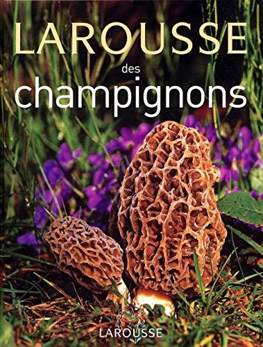 9782035603388: Larousse des champignons
