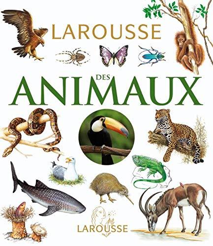 9782035604163: Larousse des animaux (1CD audio)