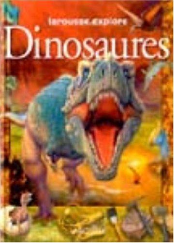 9782035650351: Larousse.explore Les dinosaures