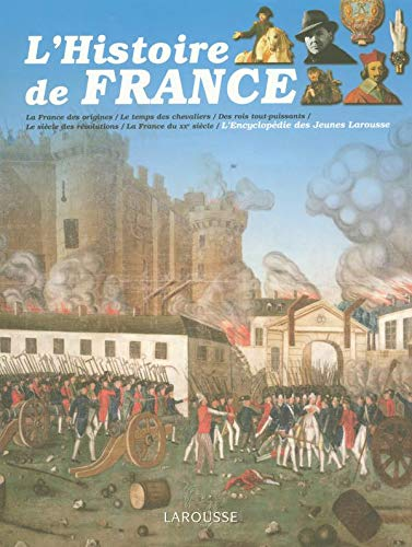 L'Histoire de France (French Edition): Claude Naudin