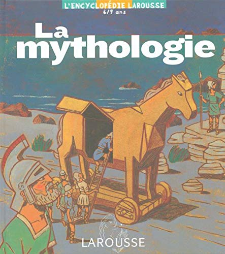 9782035651396: La mythologie
