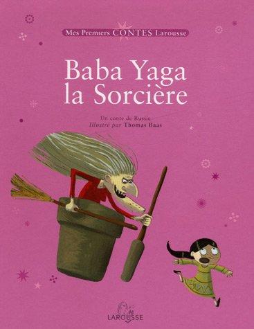 9782035652140: Baba Yaga la sorcière suivi de Jon et la Géante