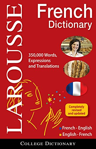 9782035700063: Larousse College Dictionary French-English/English-French (English and French Edition)