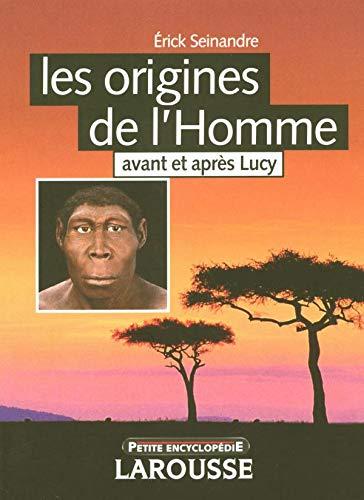 9782035751737: Les origines de l'Homme (French Edition)