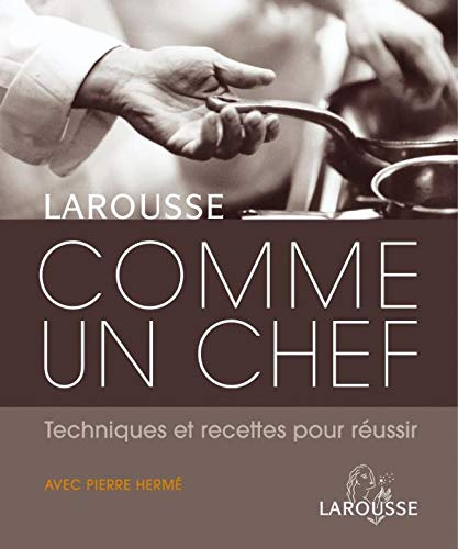 9782035823519: Comme un chef (French Edition)