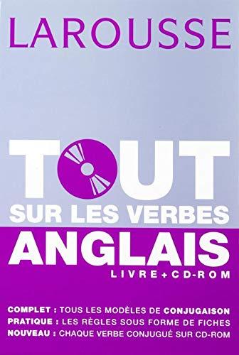 9782035825162: Tout sur les verbes anglais (1Cédérom) (French Edition)