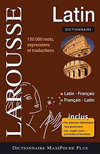 9782035825223: Dictionnaire MaxiPoche Plus latin-français et français-latin