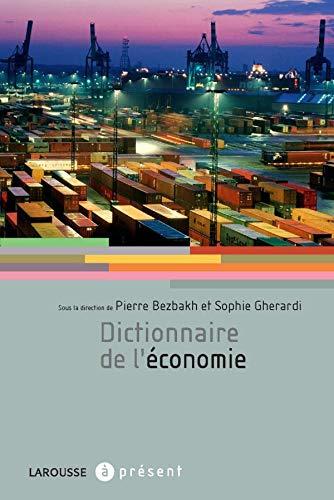 9782035826244: Dictionnaire de l'�conomie