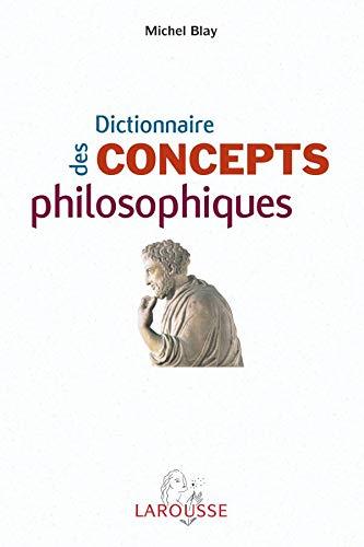9782035826572: Dictionnaire des concepts philosophiques