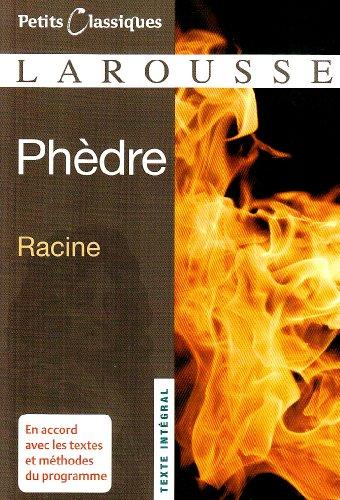 Phedre (Petits Classiques Larousse): Racine, Jean