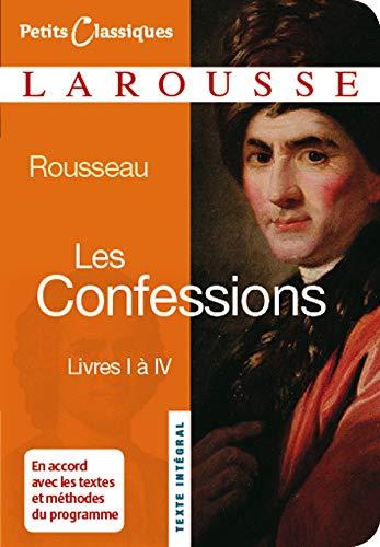 9782035832054: Les Confessions Livres I a IV (Petits Classiques) (French Edition)