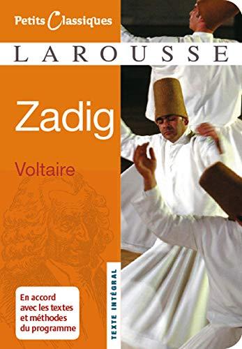 Zadig: Ou La Destinee (Petits Classiques) (French: Voltaire