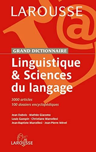 9782035832900: Dictionnaire de Linguistiue Coll Université Np