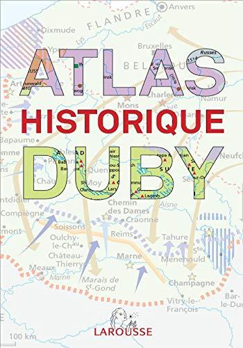 9782035833525: Atlas historique Duby