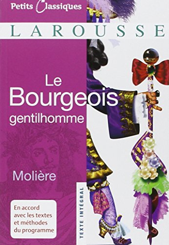9782035834164: Le Bourgeois gentilhomme