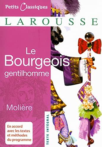 9782035834164: Le Bourgeois Gentilhomme (Petits Classiques Larousse Texte Integral)