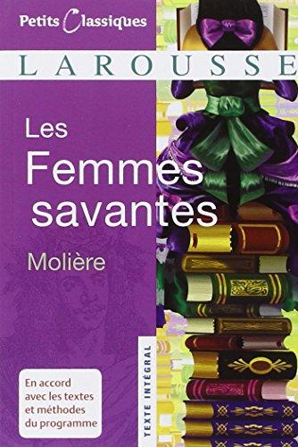 9782035834188: Les Femmes Savantes (Petits Classiques Larousse Texte Integral)