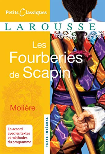 9782035834195: Fourberies de Scapin (French Edition)