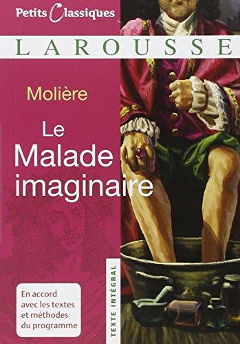 9782035834201: Le malade imaginaire (Petits Classiques)