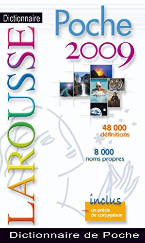 Larousse Dictionnaire De Poche 2009: French Dictionary: COLLECTIF