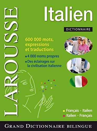 9782035837783: Grand dictionnaire Larousse francais-italien et italien-francais (French Edition)