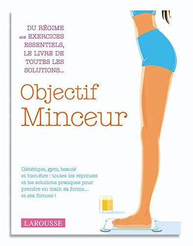 9782035838339: Objectif minceur (French Edition)