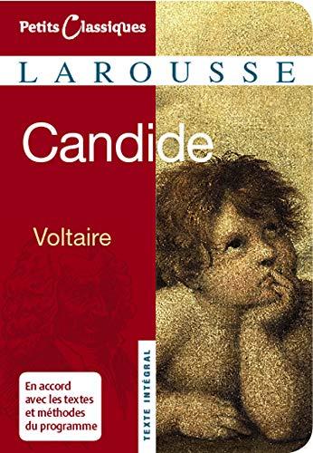9782035839060 Candide Ou Loptimisme Larousse Petits Classiques