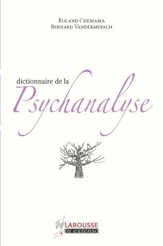 9782035839428: dictionnaire de psychanalyse