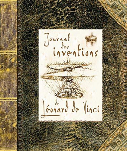 9782035841148: Journal des inventions de Léonard de Vinci